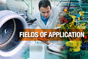 Fields of application